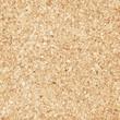Compressed brown cork board background