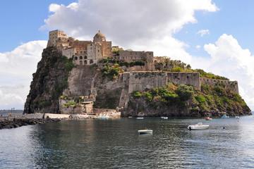 castle Aragonese of Ischia,Italy
