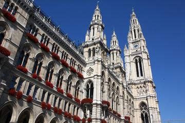 Vienna town hall
