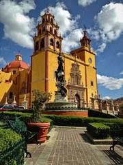 Basilica de Nuestra Senora Guanajuato Mexico