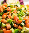 Cold Vegetable Salad