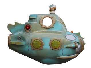 Mini submarine