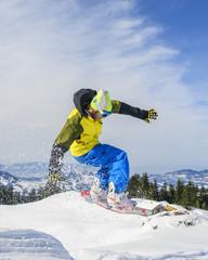 Snowboard-Freestyle