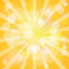 Sun Sunburst