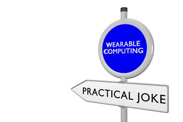 Wearable Computing_ Practical Joke