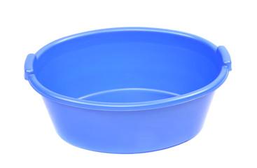 Blue washbowl