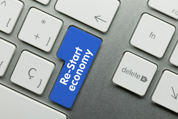 Re-Start economy keyboard