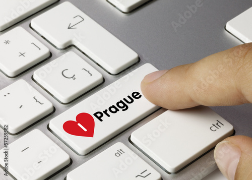 I love Prague keyboard