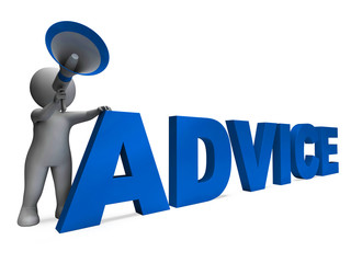 Advice Character Means Guiding Councelling Recommending Or Sugge