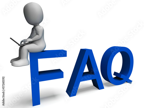 Faq Showing Frequently Asked Questions