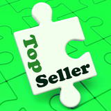Top Seller Puzzle Shows Best Premium Services Or Product