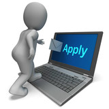 Apply Email Shows Applying For Employment Online