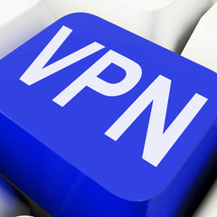 VPN Keys Mean Virtual Private Network .