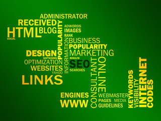 Seo Shows Websites Search Engine Optimization Or Optimizing