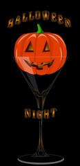 ночь хеллоуина