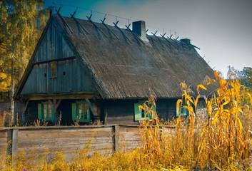 Stara Chata Kryta Strzechą