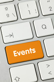 Events keyboard key