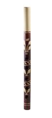 a wooden flute