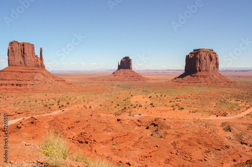 Fototapeten,monument valley,red rocks,national park,usa