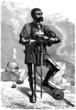 Medieval Knight - Crusader - Chevalier de Rhodes