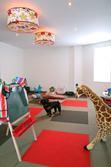 Child's playroom