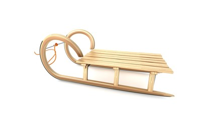 Schlitten - slide