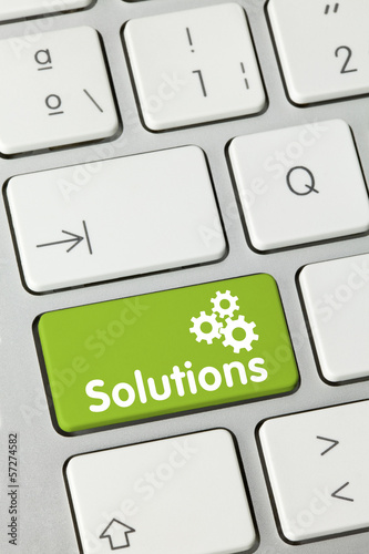 Solutions keyboard
