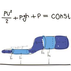 иллюстрация физика уравнение
