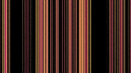 Vertical Magenta Orange Lines on Black, Seamless Loop Animated