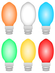 Colorful Bulbs