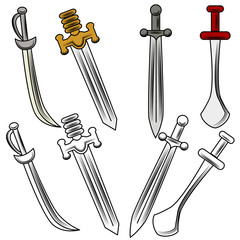 Set of Swords