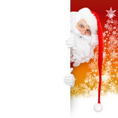 Santas rote Mütze