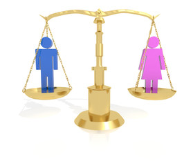 Man - Woman Equality