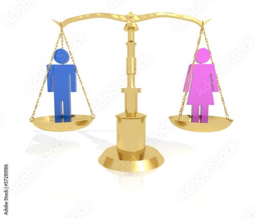 Man - Woman Equality
