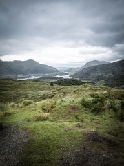 Ring of Kerry - Queen's view - Ireland