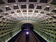 Metro Subway Station Washington DC USA