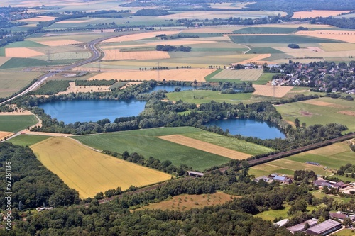 Countryside in Germany - North Rhine Westphalia
