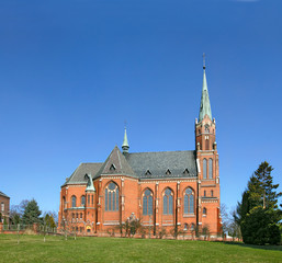 Church of St. Nicholas, Ludgerovice near Ostrava, Czech Republic