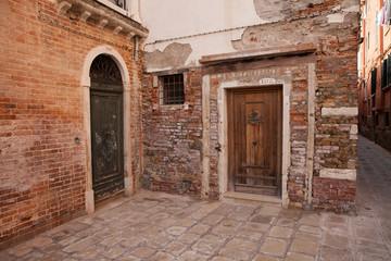 Old Doorways