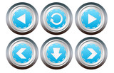 Webstise buttons