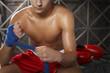 Постер, плакат: Boxer Боксер