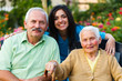 Visiting Senior Patients