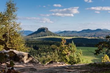 Ausblick vom Bärenstein