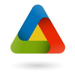 Logodesign Dreieck