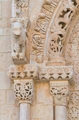 Basilica Cathedral of Conversano. Puglia. Italy.