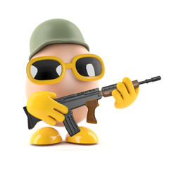 Soldier Egg