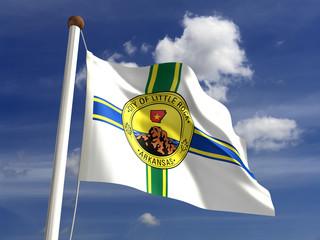 Little Rock City Flag