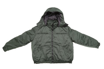 Children's wear - jacket with hood