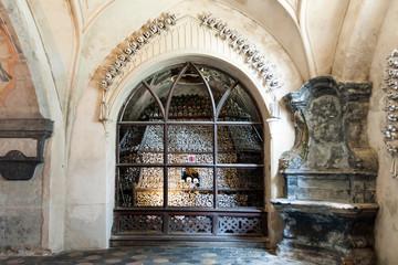 Czech Republic -  UNESCO City Kutna Hora - Church Sedlec - Ossua