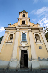 catholic church zemun belgrade serbia